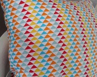 Geometric 40 x 40 cm Cushion cover