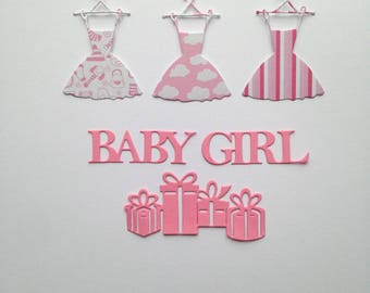 cuts scrapbooking dress baby girl gift newborn baby girl princess scrapbooking embellishment Scrapbook die cuts