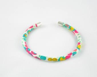 Liberty Wiltshire currants Bangle Bracelet