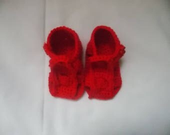 the little Sandals for baby