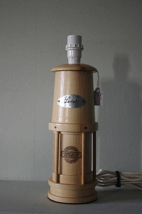 lampe sur pied copie d 39 une lampe de mineur. Black Bedroom Furniture Sets. Home Design Ideas