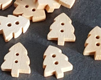 Christmas tree buttons, fancy buttons Christmas buttons, buttons Christmas patterns