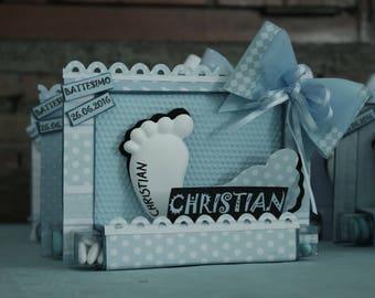Baptism Favor-Baptême-Christening-El Bautizo