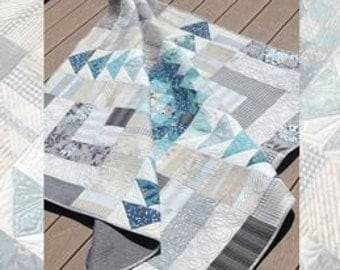 Homeward quilt pattern from Beyond the Reef