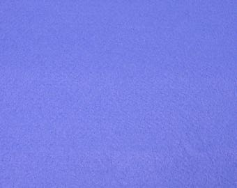 Felt purple coupon dark 20/30 cm to 1.5 mm thick