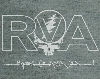 Ramble On RVA Women's Tank Top
