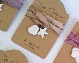 The cloud and star ✭ harmony Sepia ☁︎ Essentials bracelet