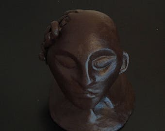 Sage - ancient Egypt - soothing character head