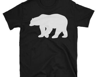 Metal Gear Online Revival MGO MGO2R Bear Emblem Animal Rank Unisex T-shirt