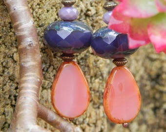 """""""a touch of charm"""" earrings"""