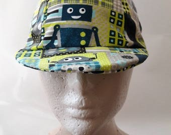 boy robot Hat