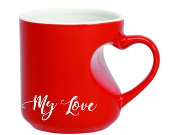My love Mug 12oz cup