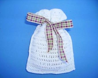 crochet Lavender sachet