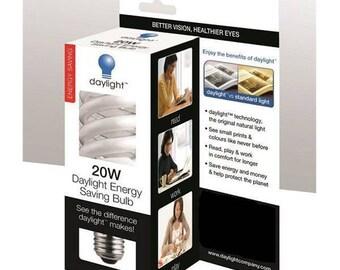 20 Watts (D15200) - Daylight bulbs