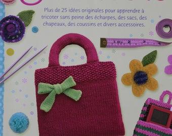 "Book""knitting"" editions Usborne 25 ideas"