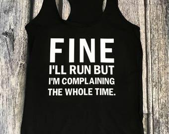 Complaint runner tank