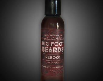 Bigfoot Beards Reboot Beard Shampoo