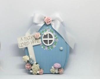 Fairy door miniature magical indoor gift cottage style