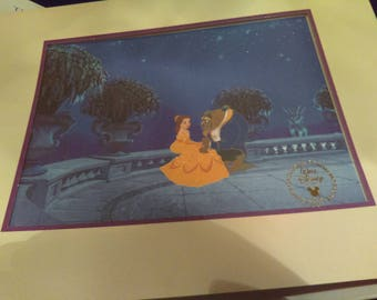 Beauty and The Beast VHS and CD box set