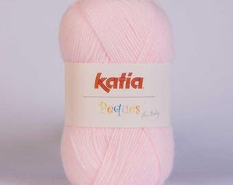 Easter from Katia light pink wool