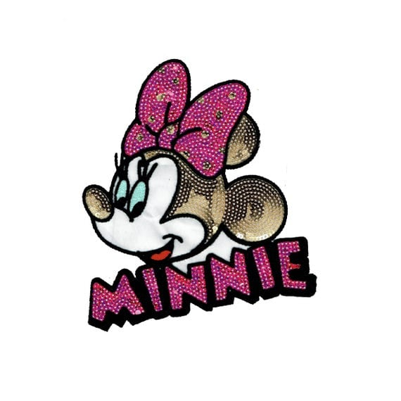 "Patch to sew pattern ""Minnie"""