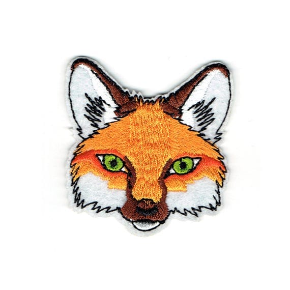 "Patch fusible ""Fox"""