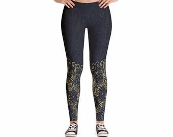 Bali Yoga Leggings, Women's Pants for Workouts and Running