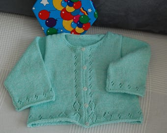 vest for baby size 6 months