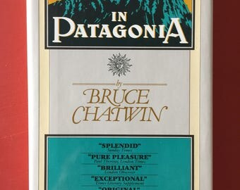 In Patagonia - Bruce Chatwin - 1977 - First Edition