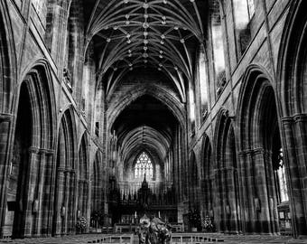 Chester Cathedral, 2017
