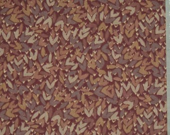 "Coupon - 45cm x 68cm Liberty of London fabric - multicolor ""Wild Perennial""."