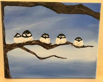 Chubby Chickadees