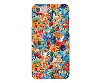 Hard iPhone case + 7, 7 liberty Diane