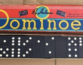 Halsam Dominos Vintage