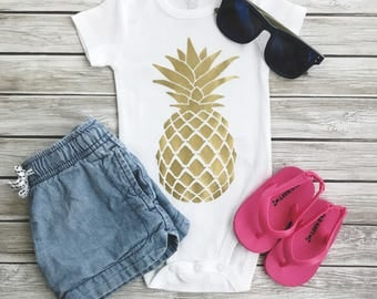 Special Edition Pineapple Onesie