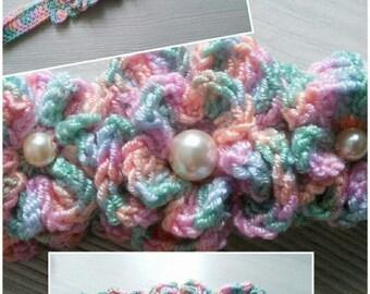 To order - crochet ARCENCIA baby headband