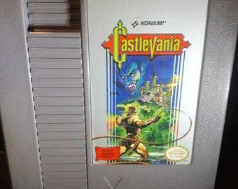 Castlevania I, II, & III (loose) - NES