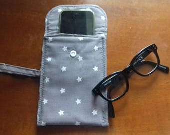 phone case with stars