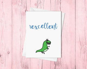 Rexcellent (hand lettered)