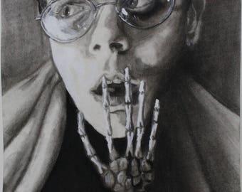 Skeleton Gasp