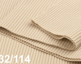 side polyester raw edge