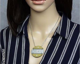 """Necklace collection SYLCO """"NOVA"""" (gold/silver/black)"""