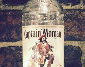 Captain Morgan Rum Light, Battery Operated, LED