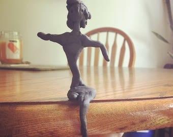 Sylvia: Clay Doll