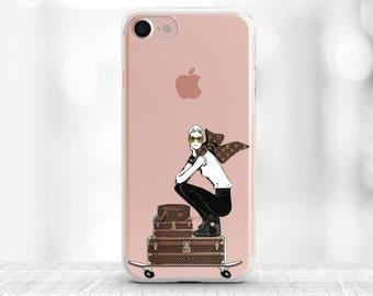 iPhone 7 case Louis Vuitton iPhone 7 plus case clear case Louis Vuitton bags iphone 8 case Chanel case iPhone 6s case Chanel iPhone 7 Plus