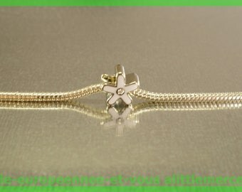 No. 57 European spacer bead for bracelet charms