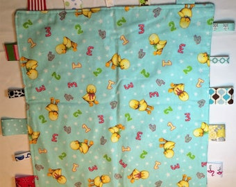 Snuggie Blankie, Baby or Toddler Cuddle Blanket,