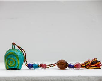 Happy Painted Bell - Small