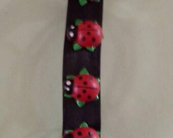 Ladybug clip