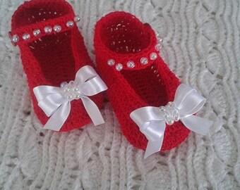 Socks for baby.